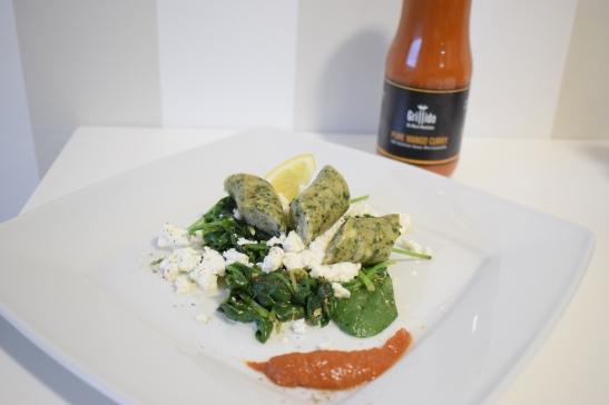 weitere Rezeptidee mit Grillido-Sauce!