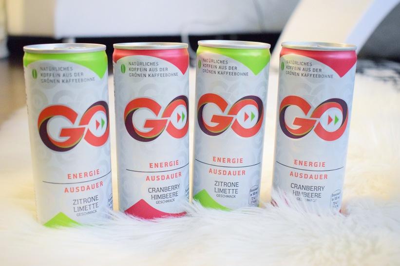 GO Energydrinks