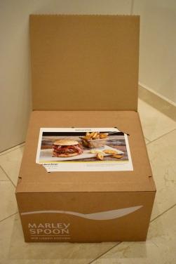 Kochbox mit 3 Gerichten & Rezeptkarten